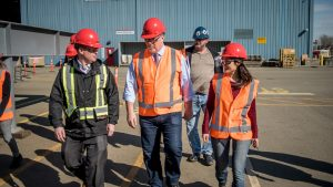Seaspan invests in training Indigenous students for trades careers