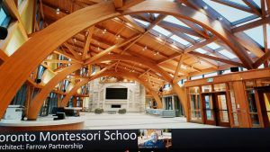 Mass timber projects getting high grades in the educational sector