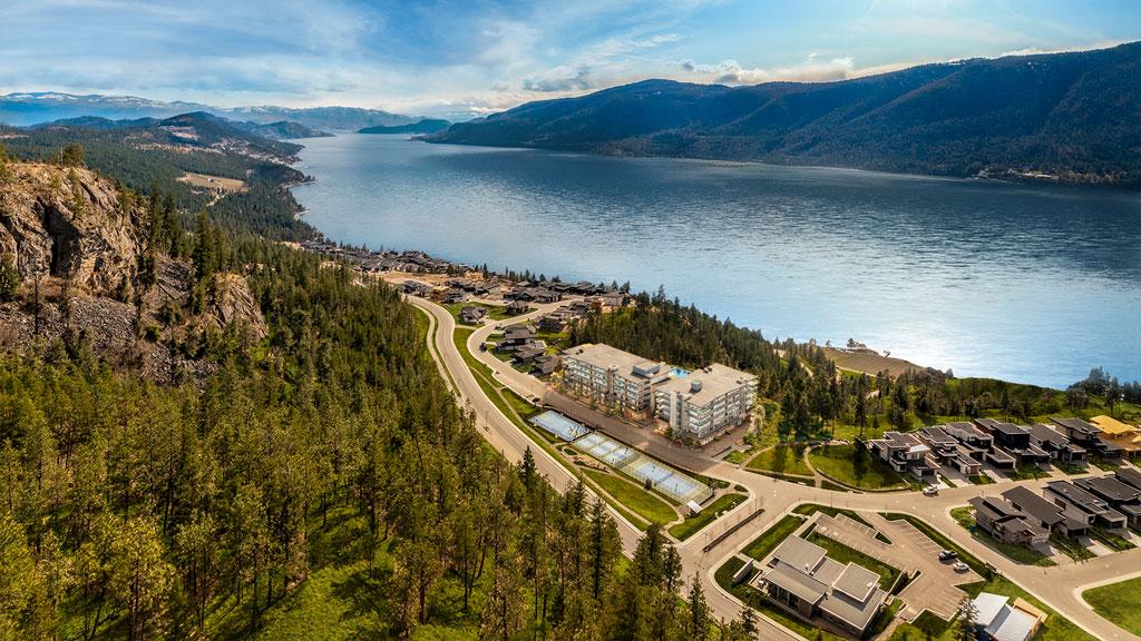 Luxury condo project in B.C. wins homebuilders' award