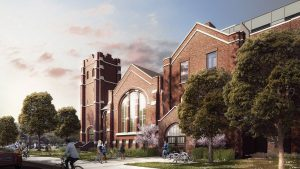Architect gets creative with design to convert historic church into condos