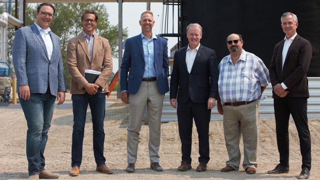 Alberta plans biofuel facility for Lethbridge
