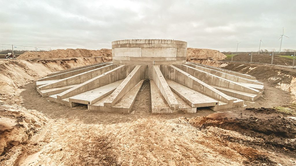 SIS Group expands with wind turbine concrete foundation division
