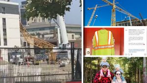 Kelowna crane collapse: Industry, community mourns in wake of tragedy