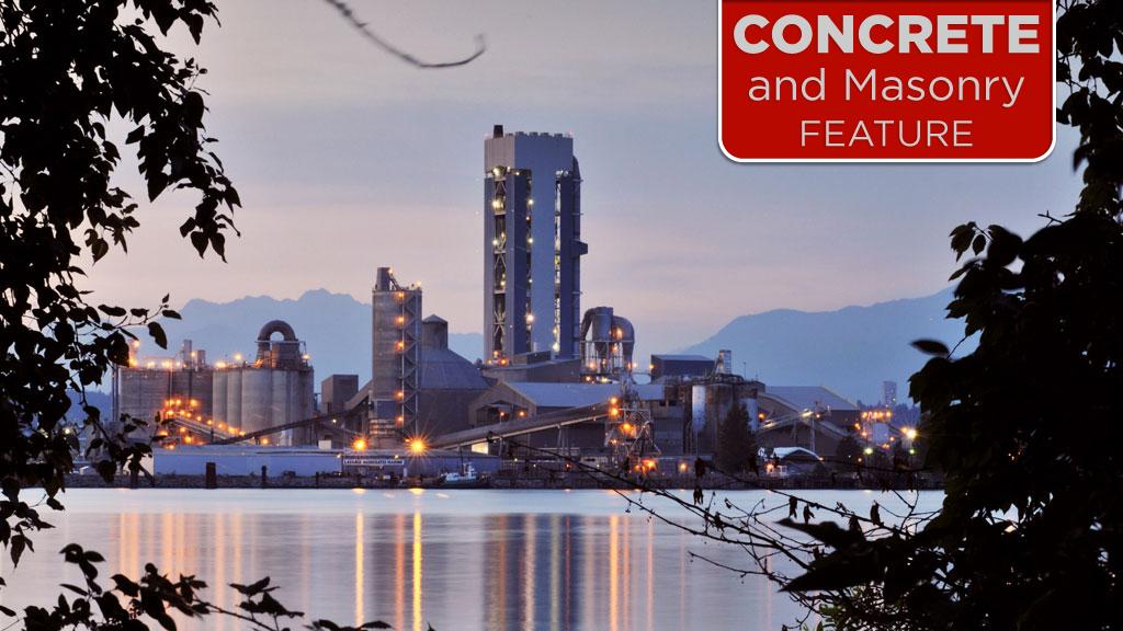 Lafarge's Richmond, B.C. plant hits major CO2 capture milestone