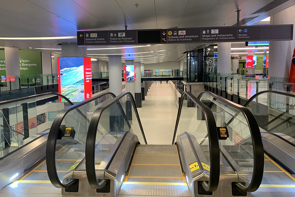 Union Station Revitalization Project complete, opens to the public