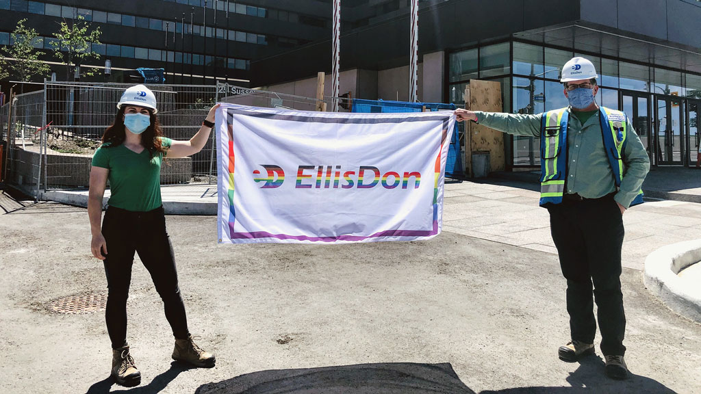 EllisDon's diversity committee gives employees a powerful boost