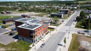 Lac-Megantic microgrid a showcase for new Hydro-Quebec technologies