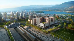 Billions worth of hospital construction helping to spur B.C.'s economy