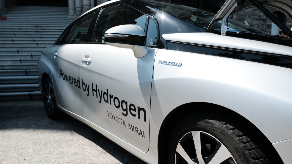 B.C. strategy looks to develop hydrogen fuel industry