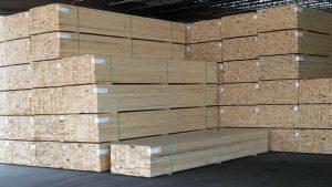 Major lumber donation aims to help rebuild Lytton