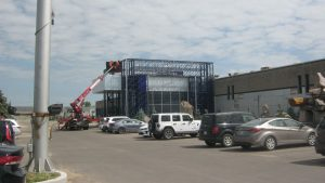 Former Winnipeg garment company being converted into major film production facility