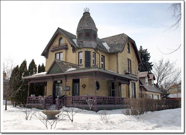 The Stodders House in Morden, Man. is just one of the province's many historical sites.