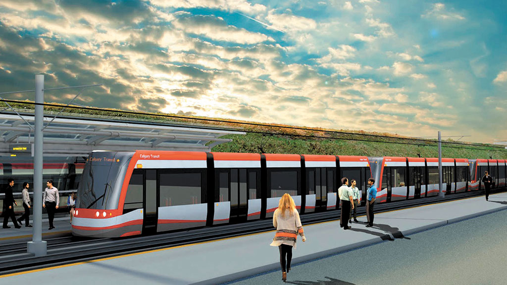 Alberta, Ottawa give green light to revised Green Line plans