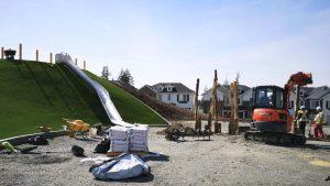 Surrey celebrates new park infrastructure