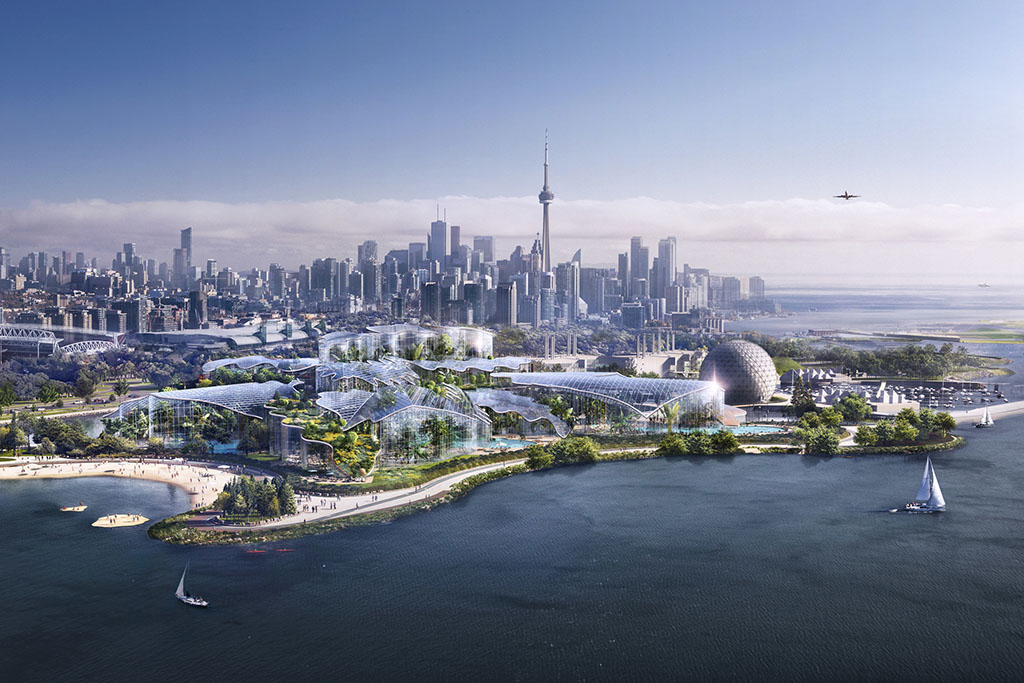 Public consultation begins for Ontario Place redevelopment