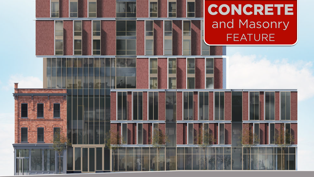 Brick to make Spadina Sussex a home away from home