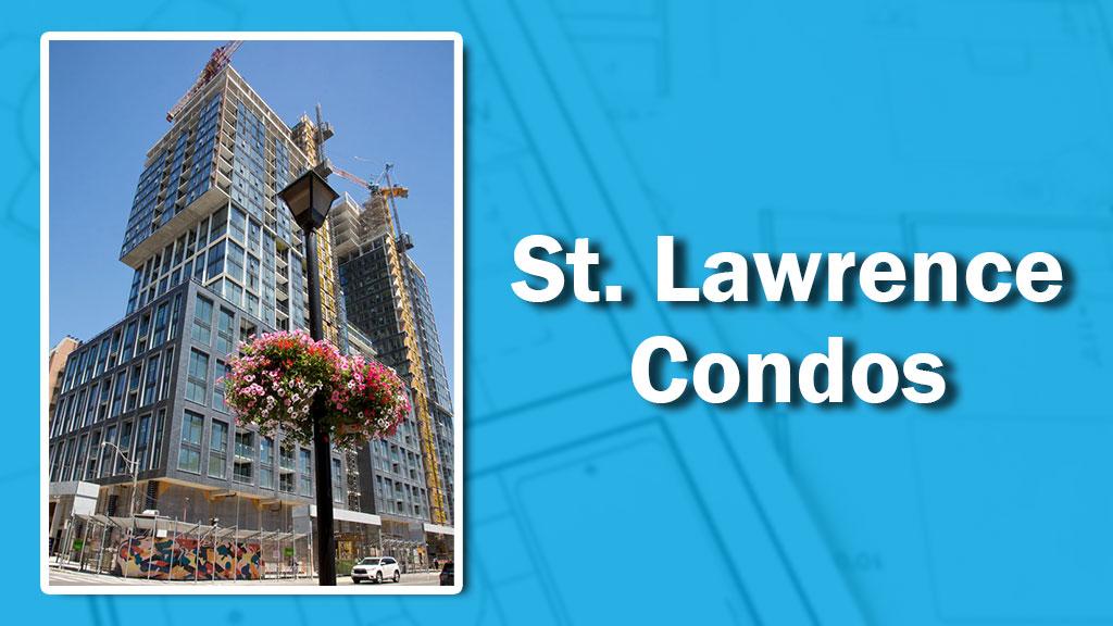 PHOTO: St. Lawrence Condos