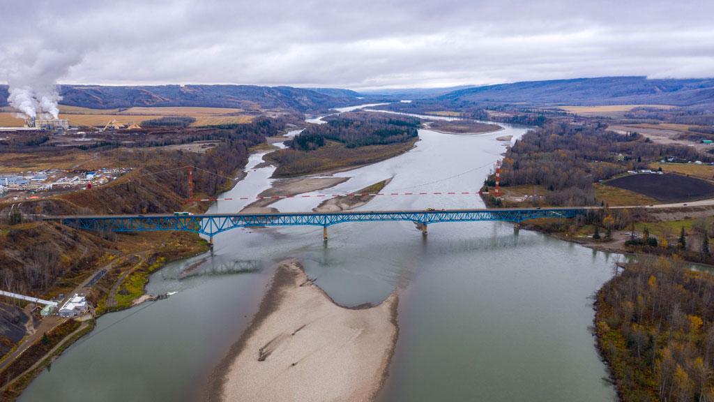 B.C. assembling Taylor Bridge task force