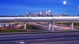 Edmonton to Calgary at 600 km/h: TransPod plans Alberta hyperloop
