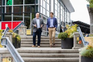 Trudeau announces federal funding for B.C. transit projects