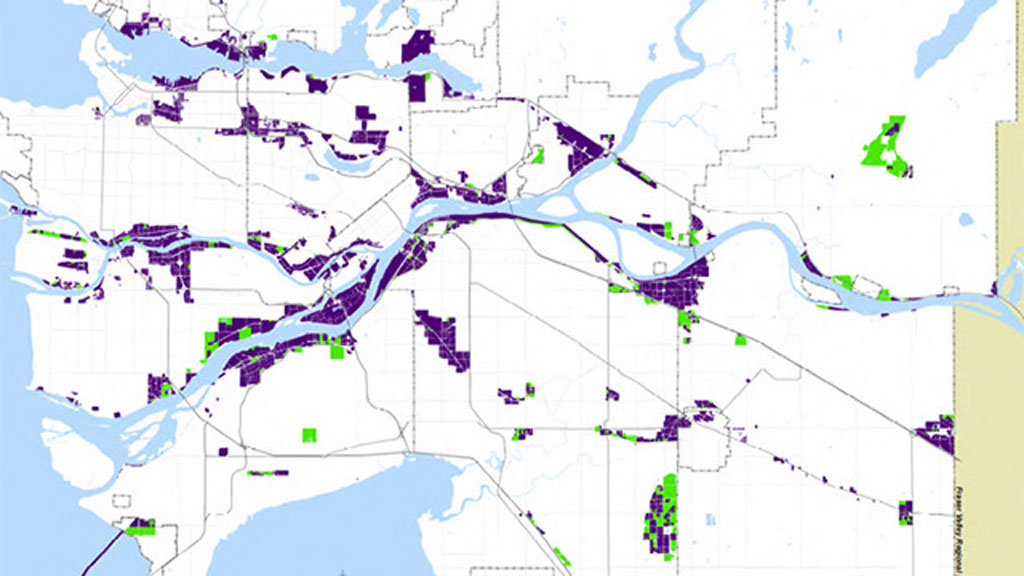 Metro Vancouver: Precious industrial land not being utilized