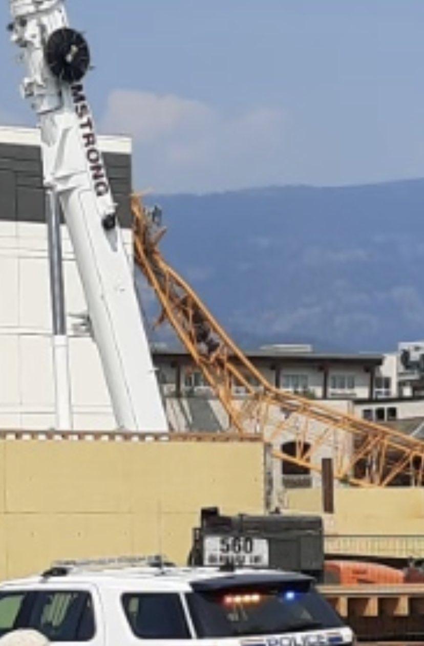 kelowna crane collapse JamieTawil