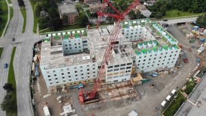 """Construction on Ajax long-term care home progressing at a """"rapid pace"""""""