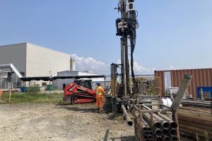First Cobalt continues work on northern Ontario refinery