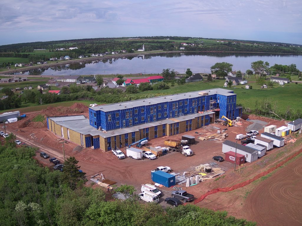UPEI climate change centre weathers challenges as it nears completion