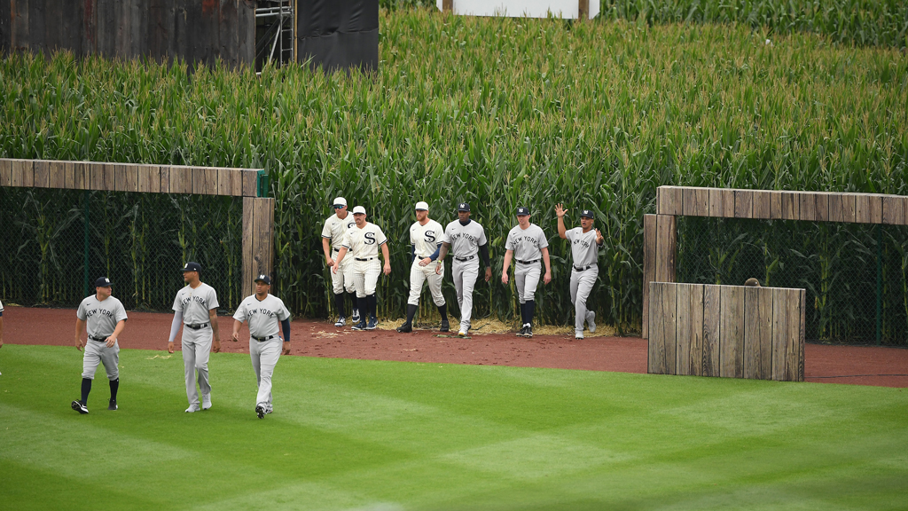 Field of Dreams spectacle a big hit for Toronto's BaAM