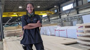 New St. Thomas mass-timber plant achieves milestone in automation