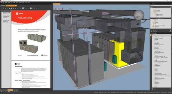 InEight Model is a cloud-based 3D virtual design construction software program that is increasingly been used by contractors. One of its early adopters in Canada is Graham Construction.