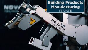 Novarc 'cobot' puts torch to welding skills gap