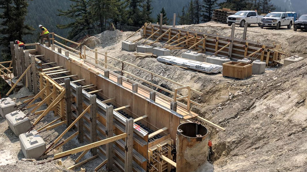Trans-Canada Highway project between Alberta and B.C. winds its way to the finish line