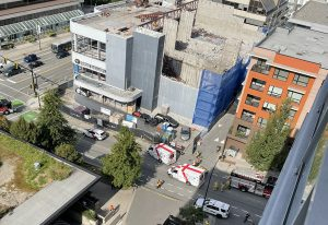 One dead after North Van site collapse