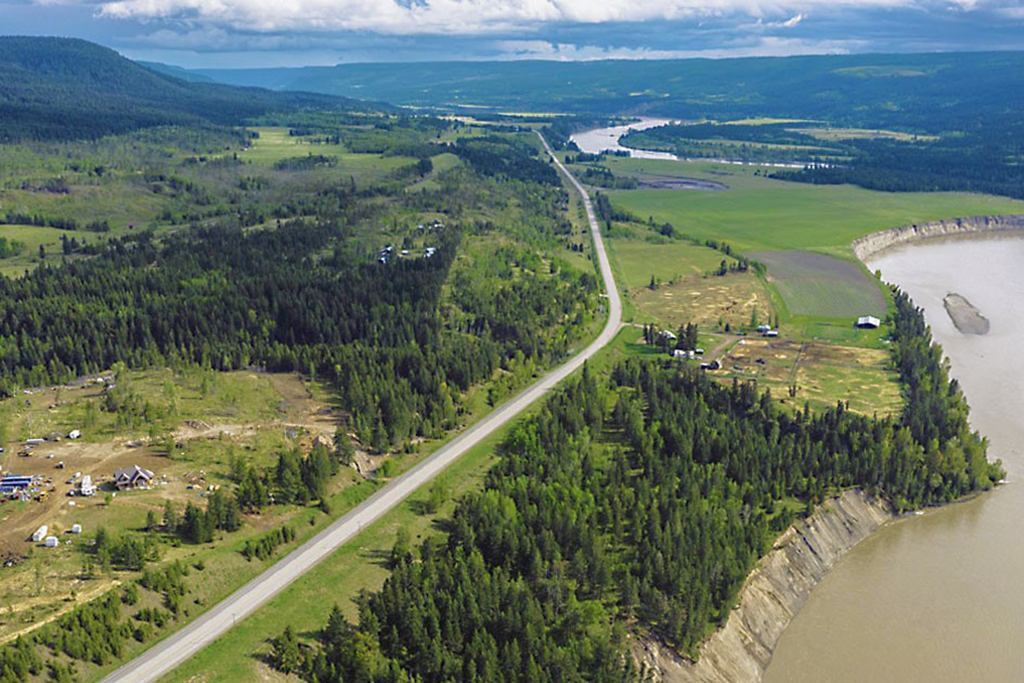 B.C. website tracks weather-related roadwork