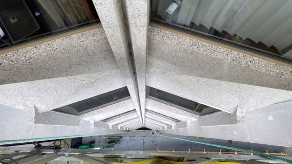 Concrete Improvement: OISE refurbishment reverses a half-century of Toronto winter damage