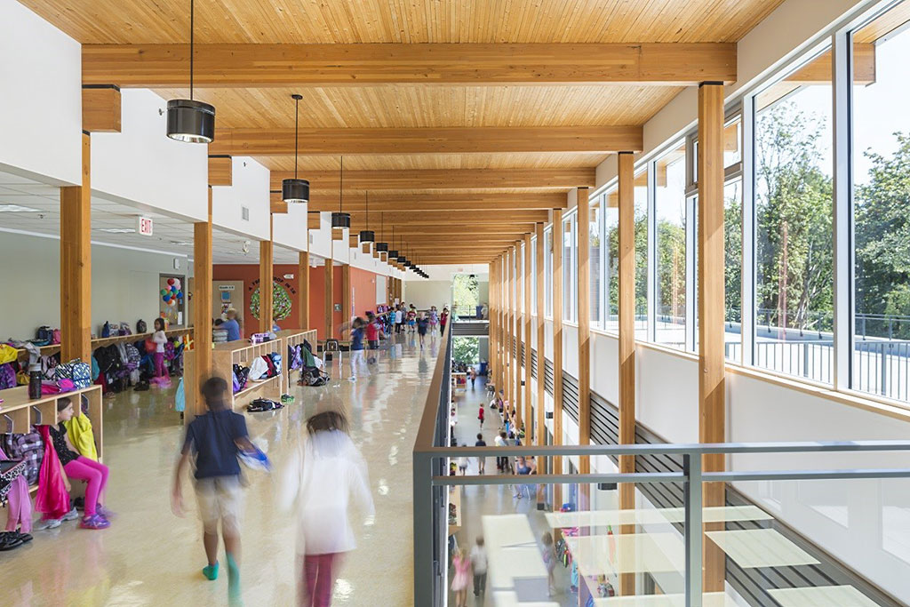 Industry Special: New school thinking: the school of the future is flexible, adaptable and focused on health and wellness