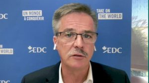 CanaData 2021: Hall talks managing the pandemic and forging ahead with the economy