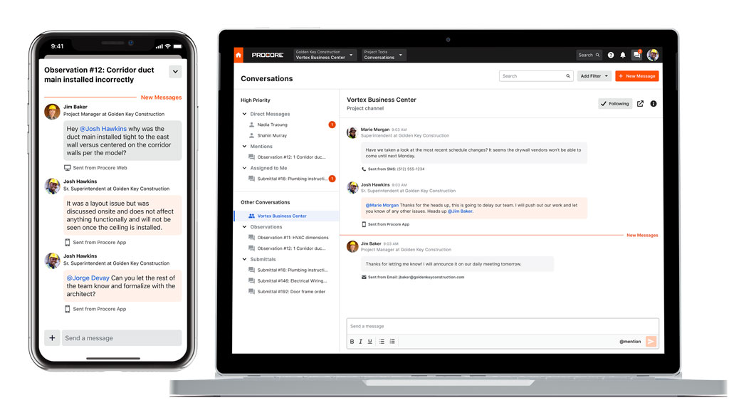 Procore says platform updates will help company expand globally