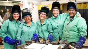 We Are Trades initiative aims to help employers on the 'gender inclusion journey'