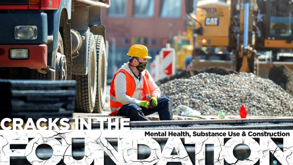 Pandemic a factor in increased substance use among construction industry workers