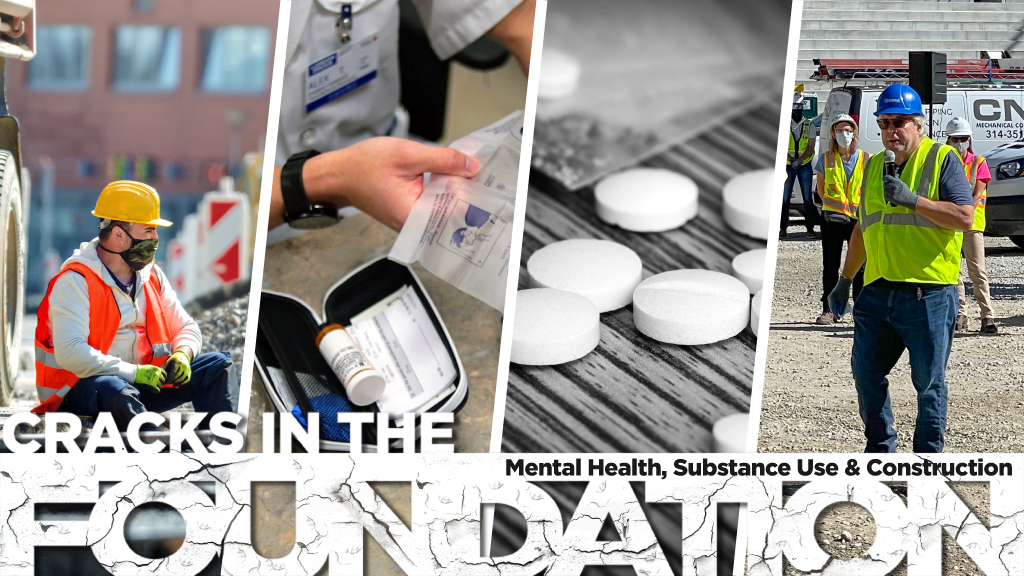 Cracks in the Foundation: Mental Health, Substance Use and Construction – Part One recap