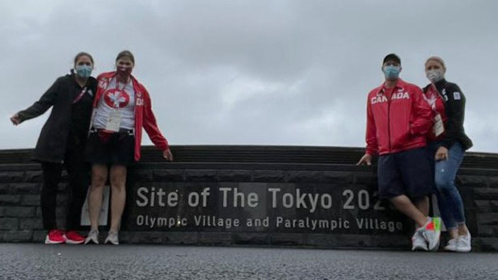 EllisDon division supports national Paralympic team in Tokyo