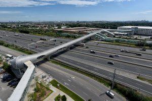 Pickering Pedestrian Bridge named Guinness World Record holder