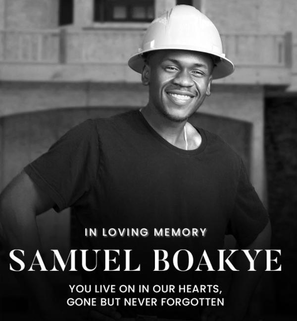 Samuel Boakye