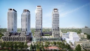 Aoyuan launches M2M Squared condos in north Toronto