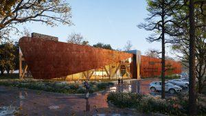 钱多斯签署启动加拿大独木舟博物馆项目
