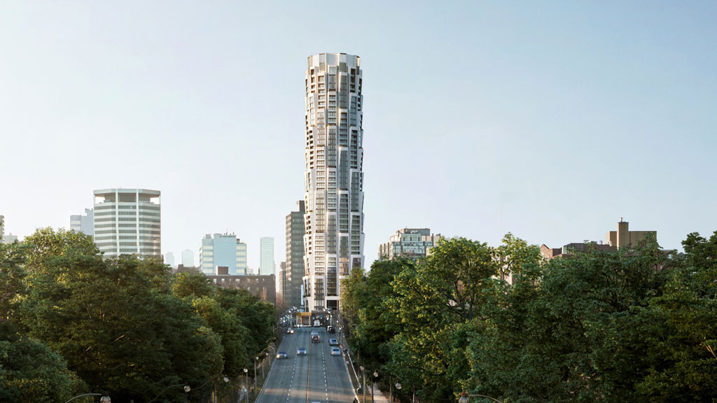Studio Gang designs penthouses for Toronto's One Delisle project