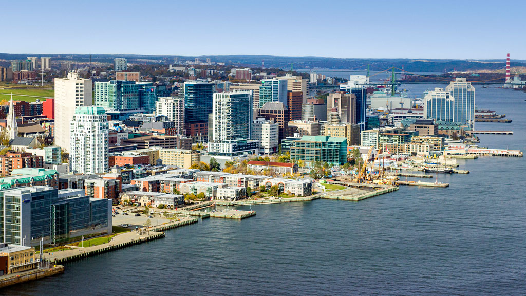 Pandemic has not slowed down hot construction industry pace in Halifax